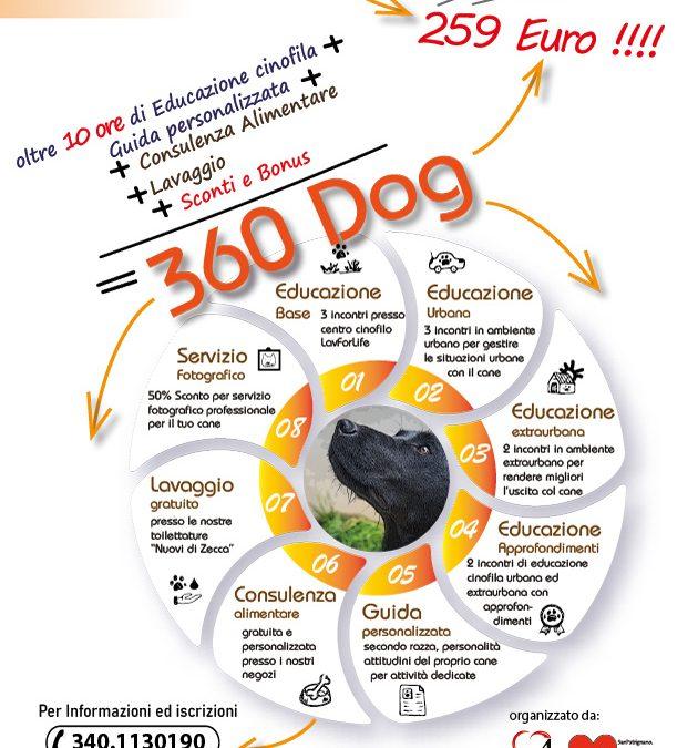 360-Dog Educazione Cinofila